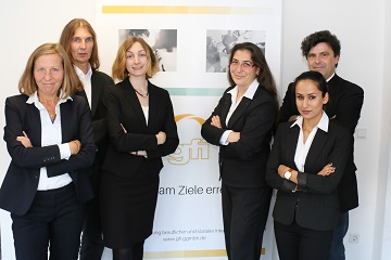 Team der gfi in Kassel